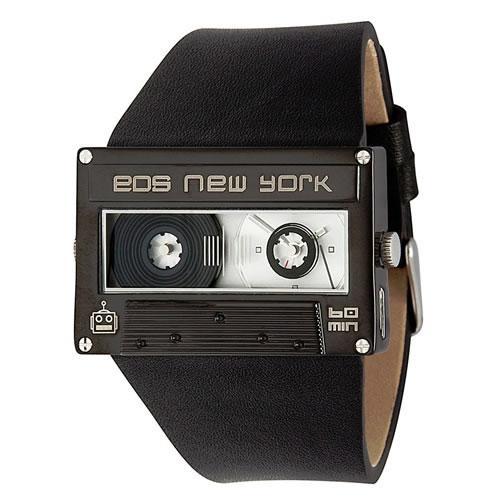 EOS Mixtape :: reloj cassette