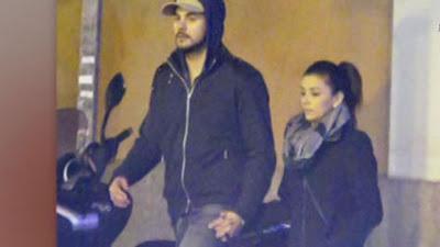 Eva Longoria y Eduardo Cruz desatan pasión en  las calles de Madrid