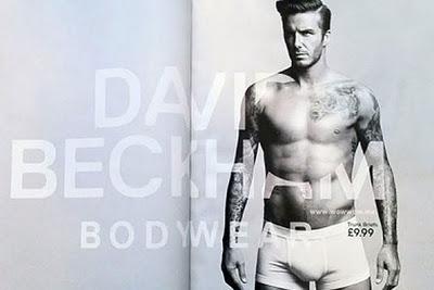 David Beckham volvió a protagonizar campaña publicitaria de ropa interior