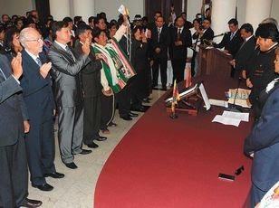 Nuevo Órgano Judicial exige juicios orales en todas las materias...