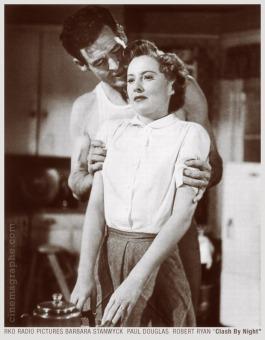 """""""¿Por qué nos hacemos esto?"""": Clash by nigth, un melonoir de Fritz lang en Las tres noche de Barbara Stanwyck"""