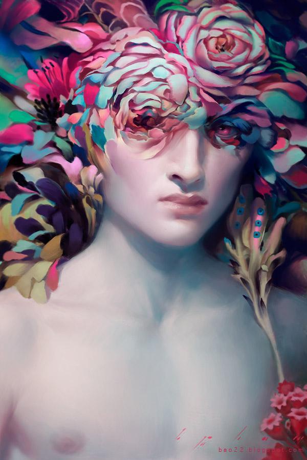Bao Pham y sus obras inspiradoras de arte digital