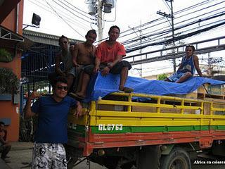 203. Desde Cagayan de Oro .