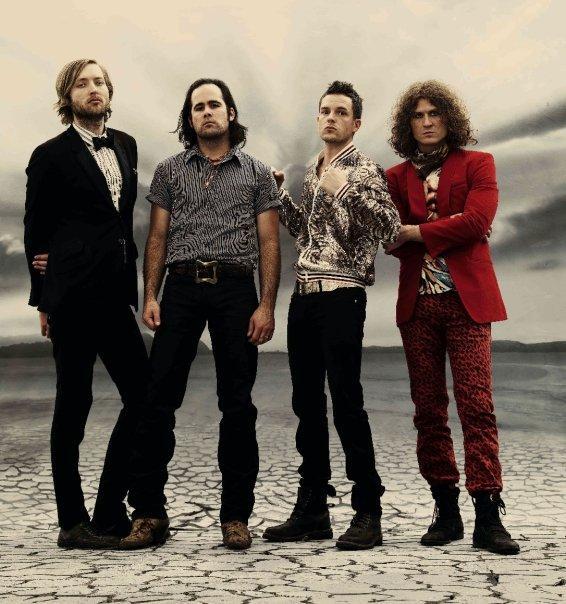 Nuevo disco de The Killers para este año