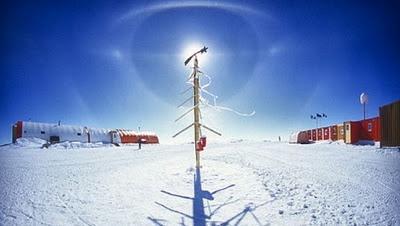 La primera expedicion al Polo Sur