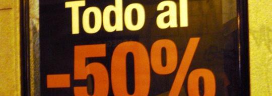 Bueno, bonito y barato: Rebajas de enero 2012 en Barcelona y Madrid