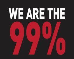 Los ricos siempre serán ricos. Nosotros sólo somos el 99%