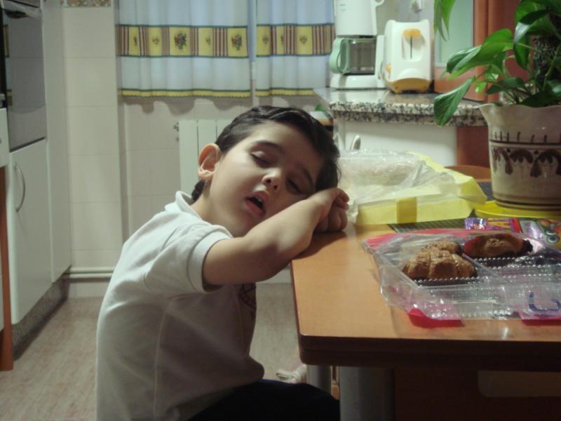 Los niños que duermen poco sufren alteraciones del estado de ánimo