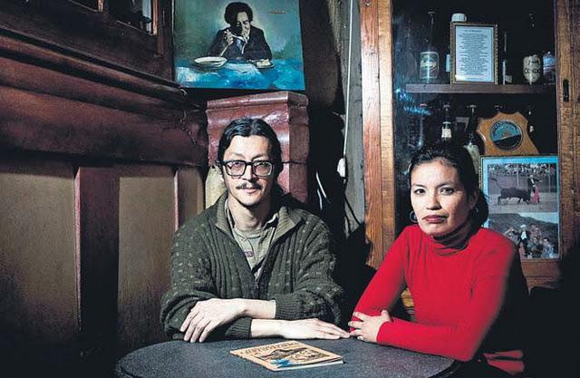Martín Adán en Novela Gráfica