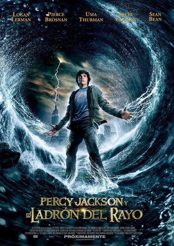 Percy Jackson y el ladrón del rayo (Chris Columbus, 2.010)