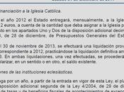 Iglesia católica libra recortes: recibirá millones 2012