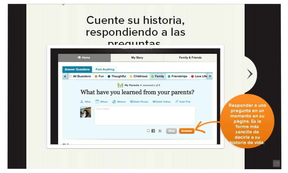 Proust una red social para compartir cosas importantes