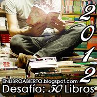 Desafio 50 Libros 2012