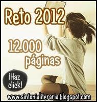 Reto 2012: 12000 páginas