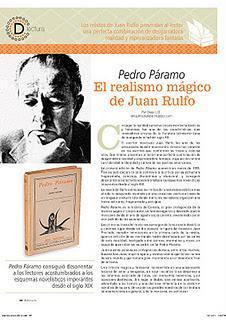 Rulfo. Pedro Páramo.