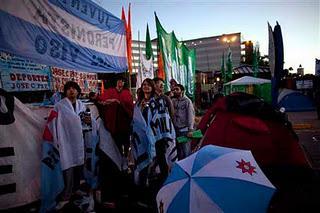La operación  de Cristina Fernandez duro mas de tres horas