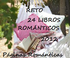 Reto Literario: 24 Libros Romanticos