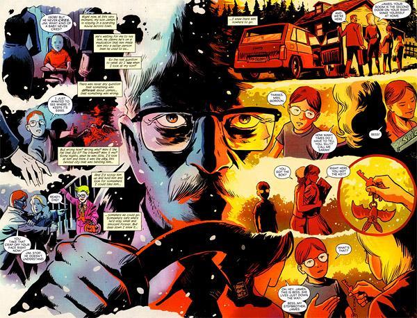 Tinta Secuencial (26): Detective Comics, Batman sin Batman