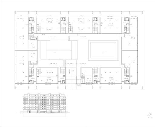 A-cero presenta el avance de un bloque de viviendas A-cero Tech, al sur de Madrid