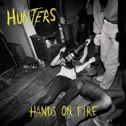 Hunters Hands on Fire Brat Mouth 250x250 Hunters   Brat Mouth (2011)