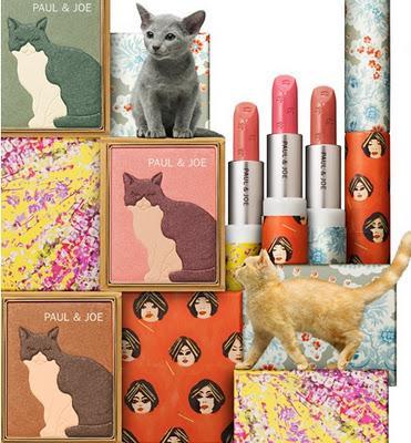 Paul & Joe: Colección Primavera 2012...Meow!