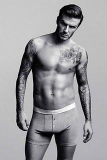 David Beckham diseña ropa interior para H