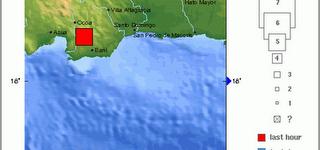 Mas Sobre El Temblor - RD, Temblor de tierra de 5.3 sacude a Santo Domingo 5/01/2012