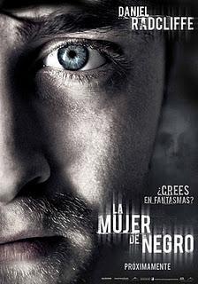 La Mujer de Negro poster y trailer español