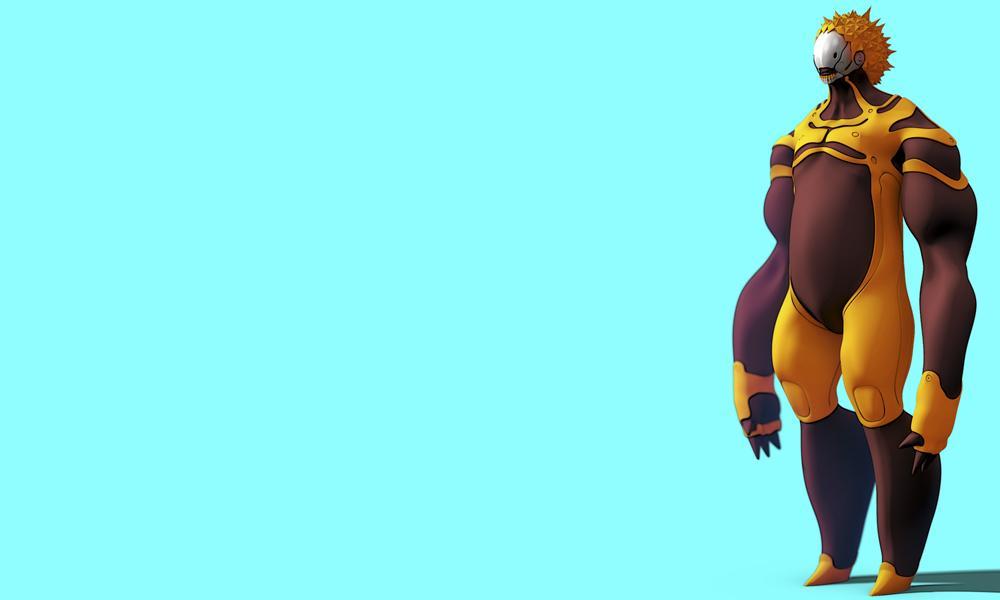 Zamak – Artista 3D (III)