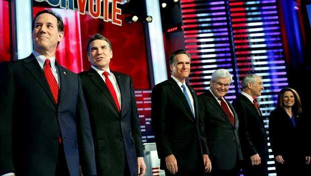 El voto evangélico dividido en Iowa favorece al mormón Romney