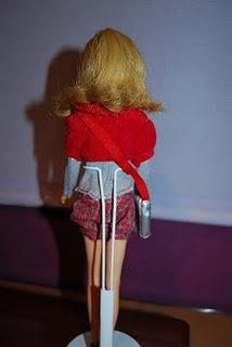 Francie blonde (Bendable legs) 1967