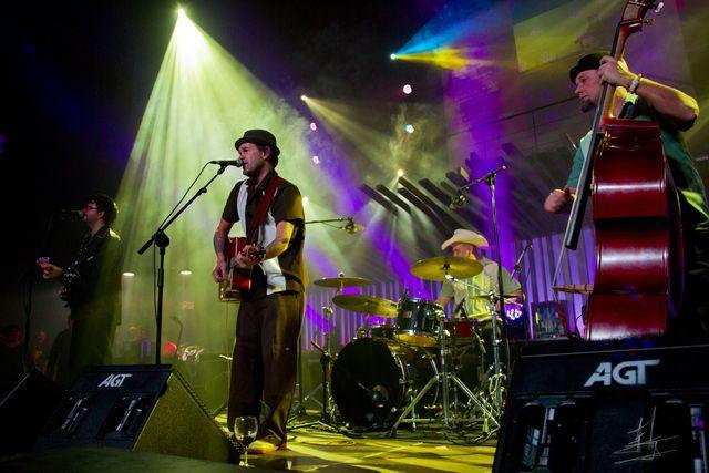 Crónica: Lazy Balls + Lazy Boys – Sala Norma Festival Actual 2012 (Logroño)