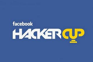 Hacker Cup 2012 de Facebook