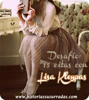 Desafío 2012 (2): 15 citas con Lisa Kleypas