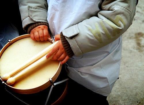 San Sebastián en fiestas: Tamborrada 2012
