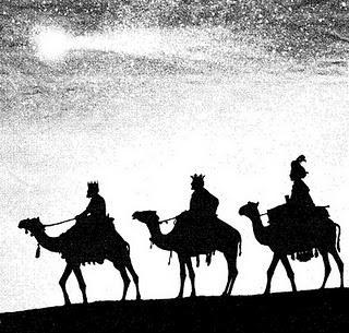 ¡Ya vienen los  Reyes Magos! :D