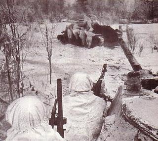 La Wehrmacht contiene la ofensiva soviética en Kaluga, la mandíbula sur de Stalin contra el Grupo de Ejércitos Centro - 05/01/1942.