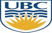 Beca de doctorado  en la universidad British Columbia Canadá 2012