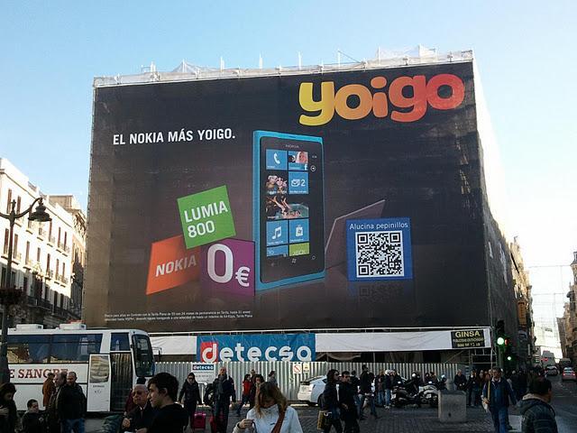 Nokia golpea a Apple. ¡Zas!, en toda la boca!
