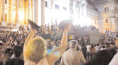 Diez años después, se desarrolla un 'argentinazo' mundial