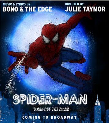 Spiderman sorprende la taquilla teatral