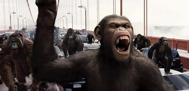 Cine Fórum BNP: Lo mejor del 2011 / El Planeta de los Simios - (R) Evolución