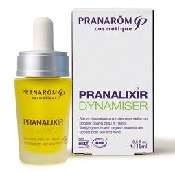Pranalixir Dynamiser de Pranarôm, un milagro para mi piel