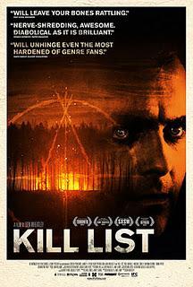Kill List nuevo poster y trailer