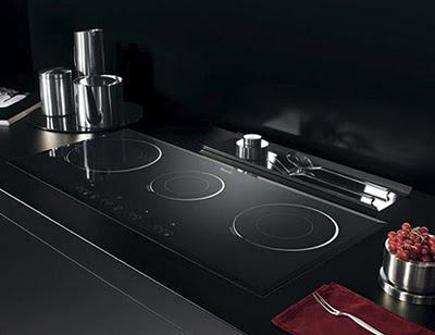 Placas de inducción - Cocina segura y con estilo