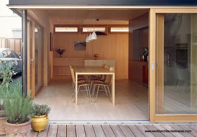 Casa prefabricada de madera en 5 días