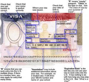 Las falsas recetas para lograr una visa