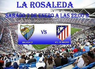 MALAGA CF  vs  AT DE MADRID