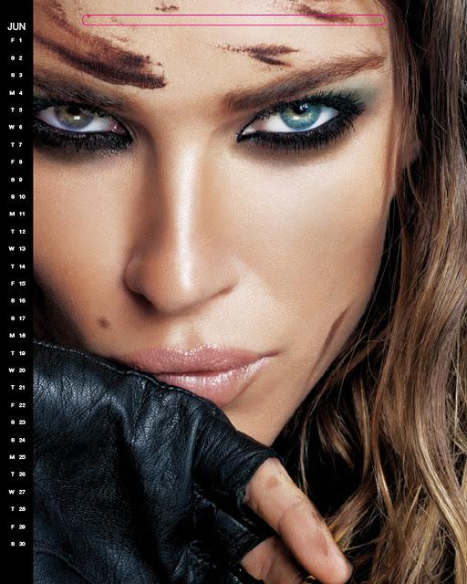 Calendario beautysta 2012.