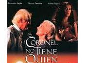 coronel tiene quien escriba (Ver Online Español latino)